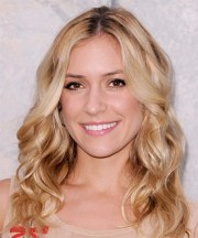 kristin cavallari medium wavy casual