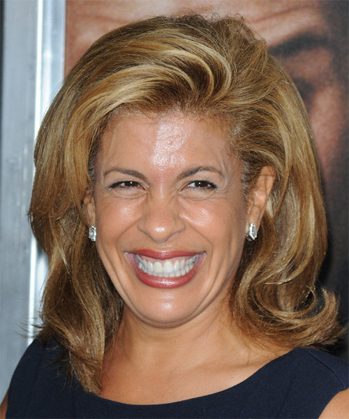 Hoda Kotb Hairstyles For 2017 Celebrity Hairstyles By