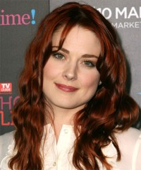 Alexandra Breckenridge Red Hair | www.pixshark.com ...