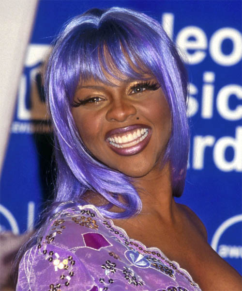 Lil Kim Hairstyles For 2017 Celebrity Hairstyles By