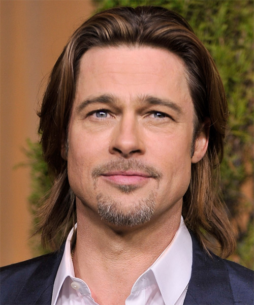 Brad Pitt Hairstyles Hair Cuts And Colors