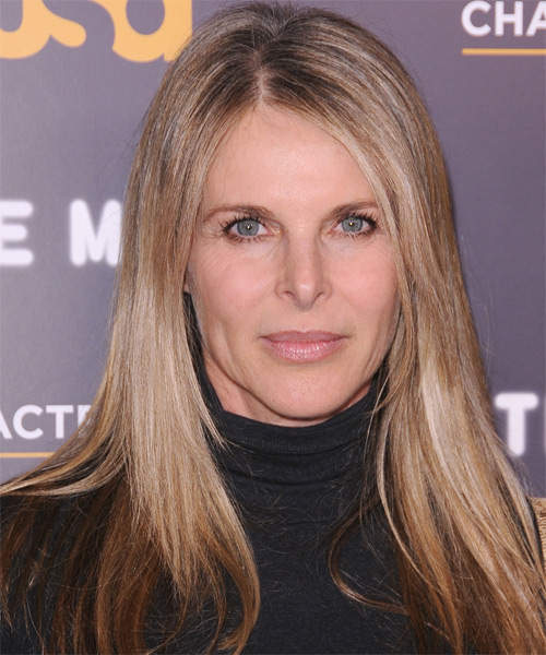 Catherine Oxenberg Hairstyles In 2018
