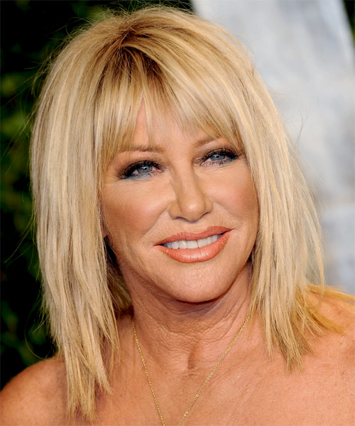 Suzanne Somers Hairstyles For 2017 Celebrity Hairstyles By