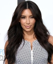 kim kardashian hairstyles in 2018