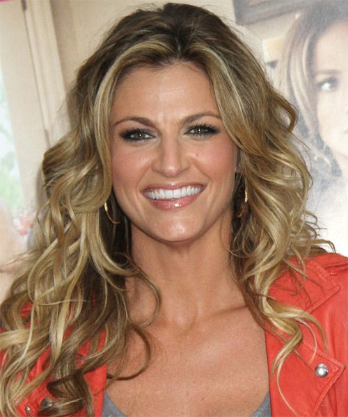 Erin Andrews Hairstyles Hair Cuts And Colors