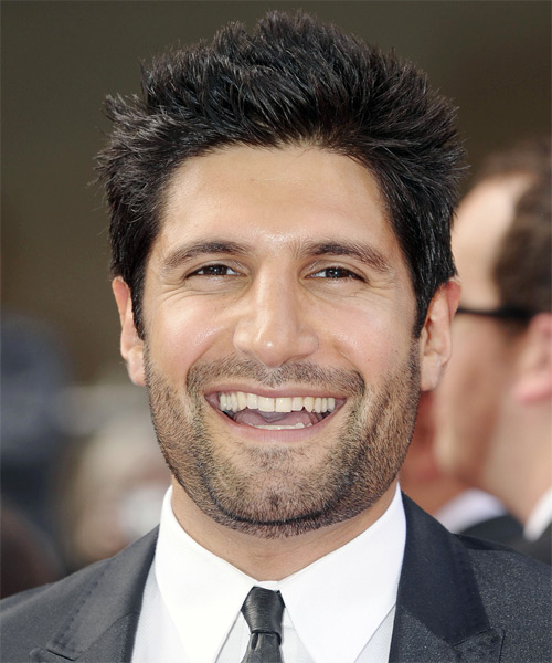 Kayvan Novak Hairstyles In 2018