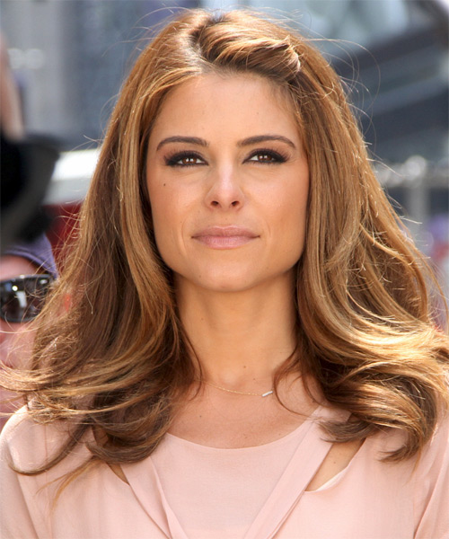 Maria Menounos Hairstyles For 2017 Celebrity Hairstyles By