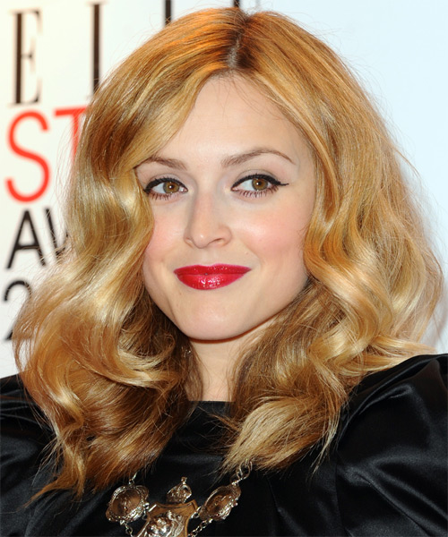 Fearne Cotton Hairstyles In 2018