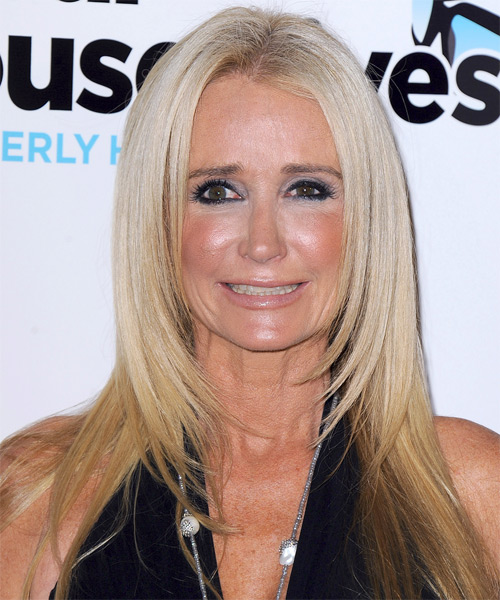 Kim Richards Hairstyles In 2018