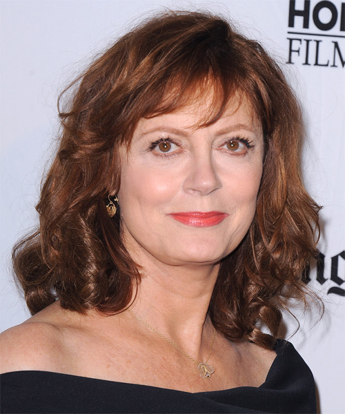 Susan Sarandon Hairstyles For 2017 Celebrity Hairstyles By