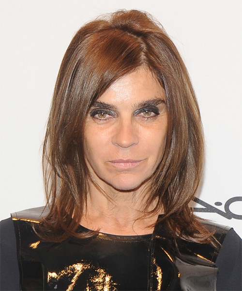 Carine Roitfeld Hairstyles In 2018