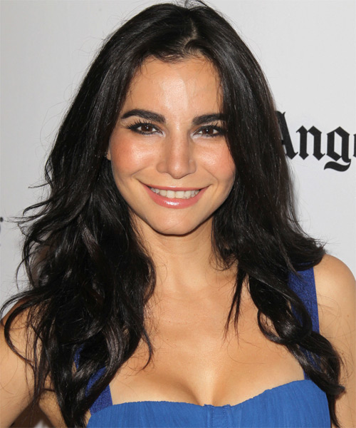 Martha Higareda Hairstyles In 2018