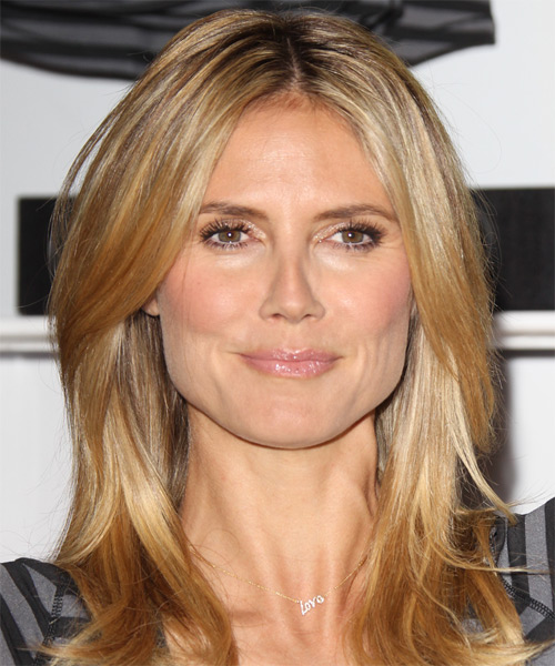 Heidi Klum Hairstyles For 2017 Celebrity Hairstyles By
