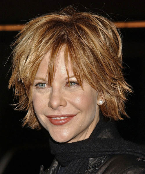 Meg Ryan Hairstyles For 2017 Celebrity Hairstyles By