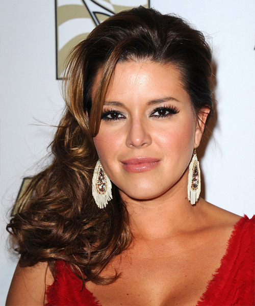 Alicia Machado Hairstyles In 2018