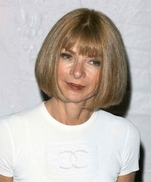 Anna Wintour Hairstyles For 2017 Celebrity Hairstyles By