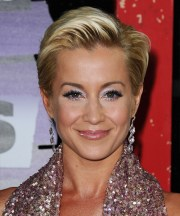 kellie pickler short straight formal