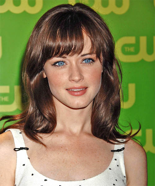 Alexis Bledel Hairstyles For 2017 Celebrity Hairstyles By