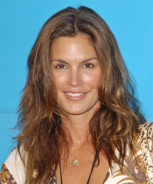 Cindy Crawford Hairstyles For 2017 Celebrity Hairstyles By