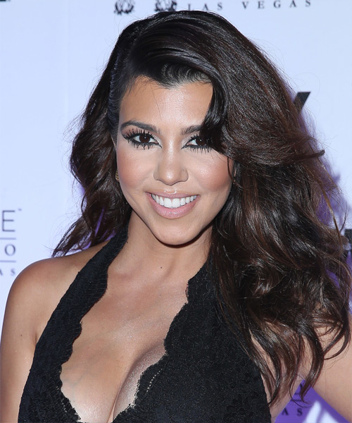 Kourtney Kardashian Hairstyles For 2017 Celebrity Hairstyles By