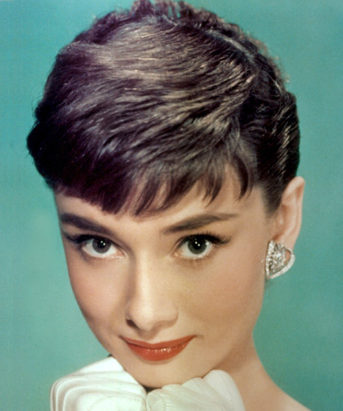 Audrey Hepburn Hairstyles | Hairstyles, Celebrity Hair Styles and Haircuts