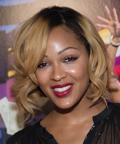 Meagan Good Hairstyles in 2018