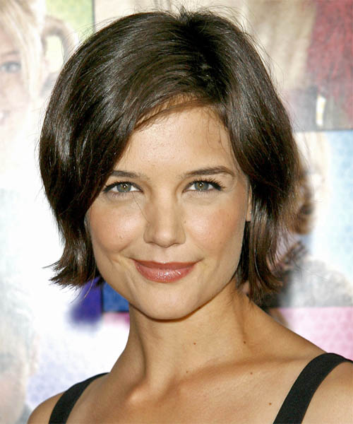 Katie Holmes Hairstyles For 2017 Celebrity Hairstyles By