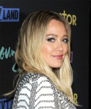 hilary duff hairstyles 2016