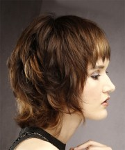 shag hairstyles and haircuts