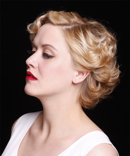 Short Hair 40's Hairstyles