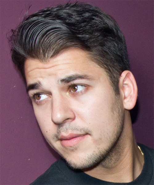 Robert Kardashian Jr Hairstyles Hair Cuts And Colors