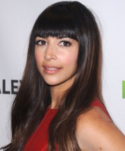 hannah simone formal long straight