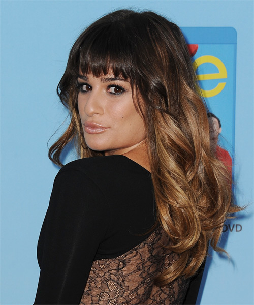 Lea Michele Hairstyles In 2018