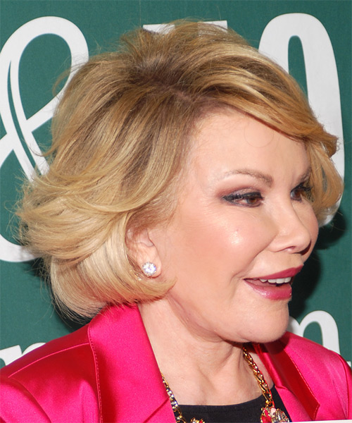 Joan Rivers Hairstyles For 2017 Celebrity Hairstyles By
