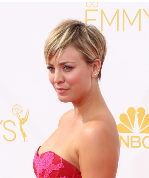 Kaley Cuoco Hairstyles For 2017 Celebrity Hairstyles By