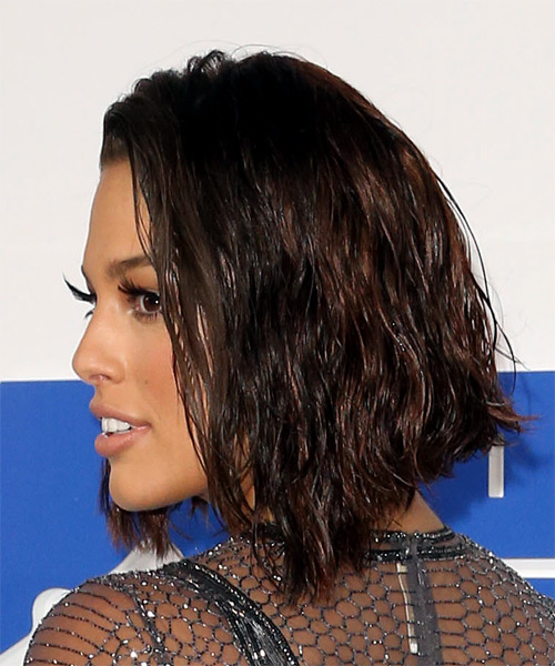 Ashley Graham Hairstyles In 2018
