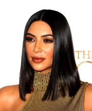 kim kardashian medium straight