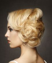 updo hairstyles in 2018