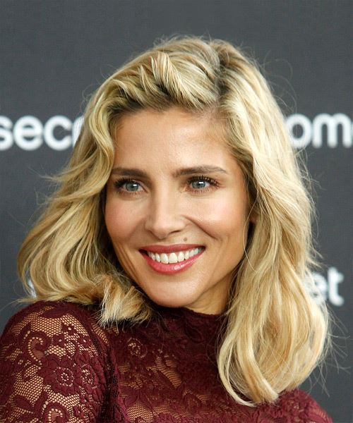 Elsa Pataky Hairstyles In 2018