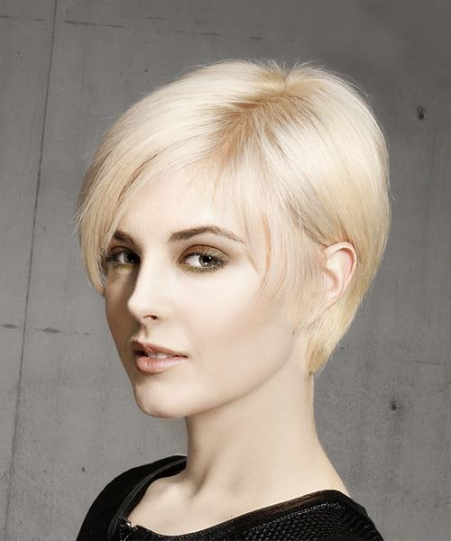Image Result For Pixie Long Bangs