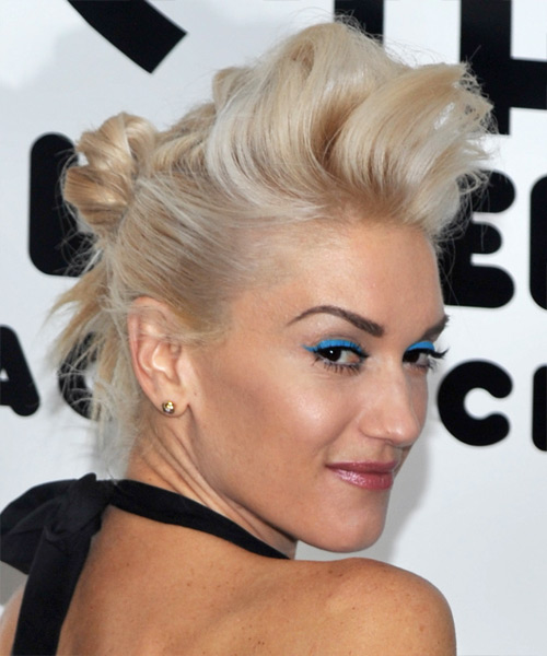 Gwen Stefani Hairstyles For 2017 Celebrity Hairstyles By