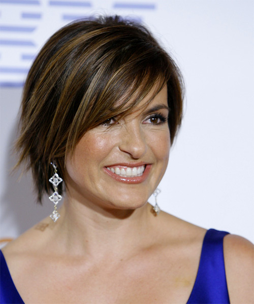Mariska Hargitay Hairstyles in 2018