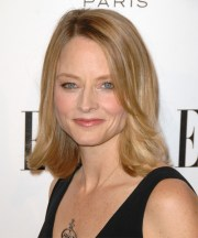 jodie foster medium straight formal