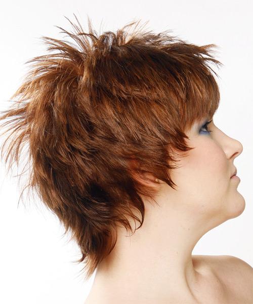 Uniform Layers Hair Cut : uniform, layers, Layered, Hair,, Razor, Length