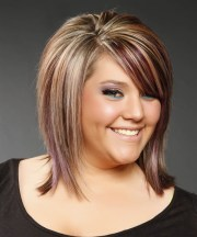 medium straight formal hairstyle