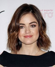 hairstyles oblong face shape