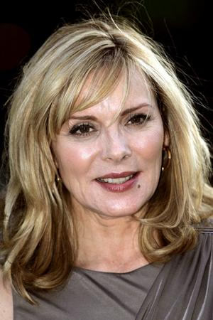 Lovely Kim Cattrall Hairstyle