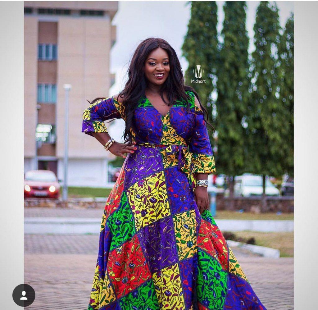 Latest 2019-2020 Ankara Gown Styles In Nigeria - Hairstyles 2u
