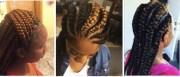 perfect goddess braids hairstyles