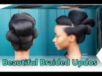 quick and easy hairstyles for natural black hair ...